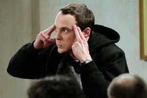 Sheldon es inteligente